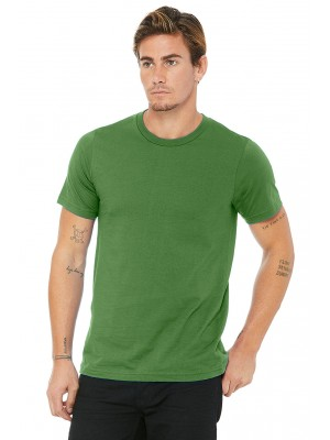 Bella + Canvas 3001U Unisex Made in the USA Jersey Short-Sleeve T-Shirt