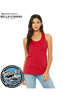 Bella + Canvas B6008 Ladies' Jersey Racerback Tank