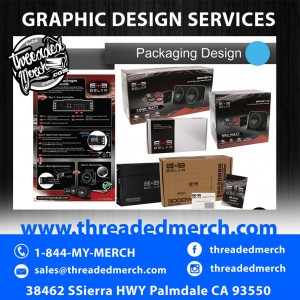 Product Branding - Product Packaging - Manuals