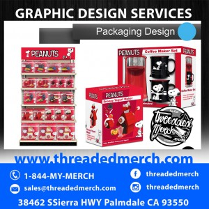 Product Packaging Design - Point Of Sale Displays