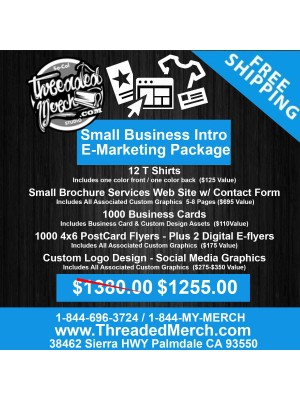 Small Business Intro  E-Marketing Package