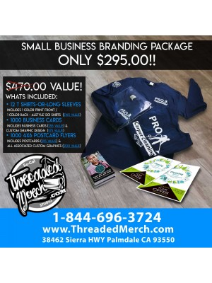 SMALL BUSINESS BRANDING PACKAGE