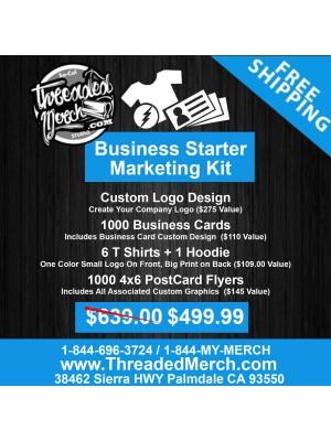 Business Starter Marketing Kit