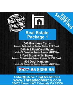 REAL ESTATE PACKAGE 1