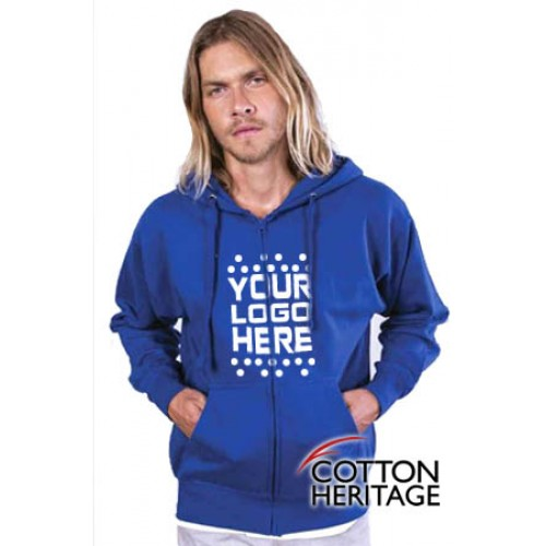 M2700 Cotton Heritage Adult Pullover Cotton Herritage