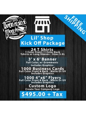 Lil' Shop Kick Off Package