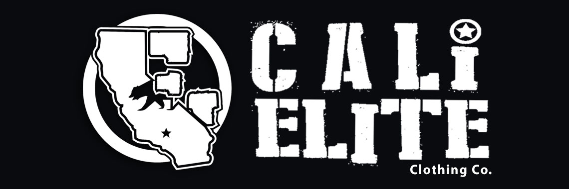 Purchase Your Official Cali Elite Clothing Company Merch