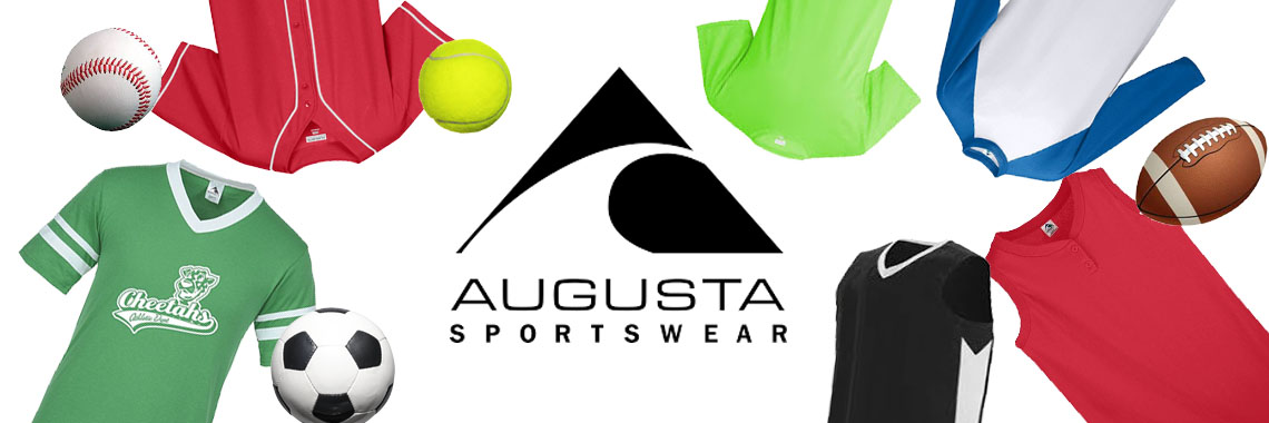 Augusta Sportswear - Threaded Merch - Palmdale Screen Printing - Los Angeles Best Graphic Design Services - Web Designer - Logo Design